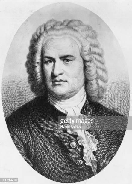 Circa 1722 German organist and Barouque composer Johann Sebastian Bach
