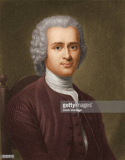 Swissborn French philosopher JeanJacques Rousseau In 1762 he published 'The Social Contract' arguing that all men are born free and equal the basis...