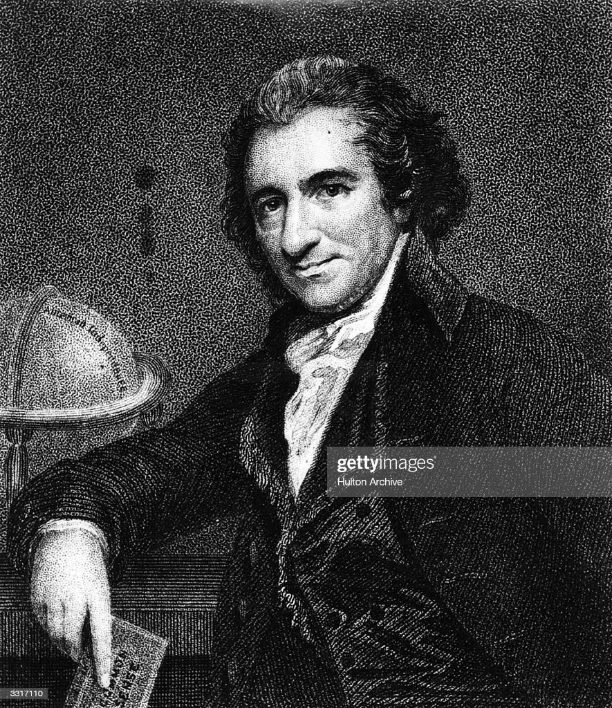 Thomas Paine : News Photo
