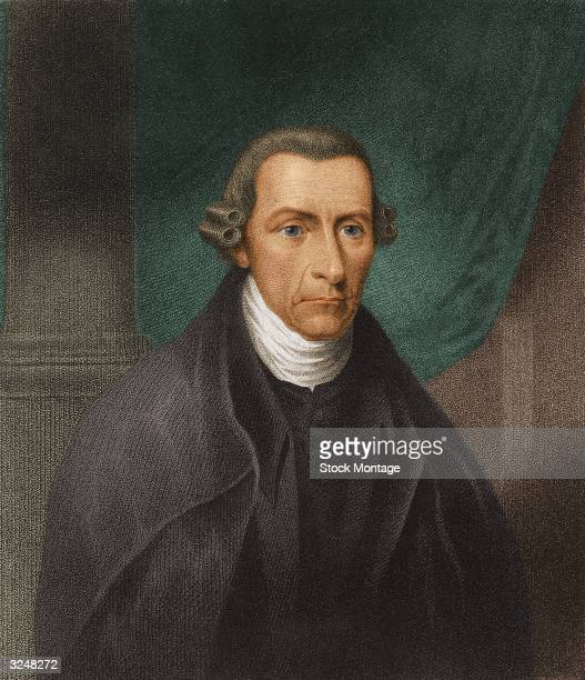 American revolutionary leader and orator Patrick Henry