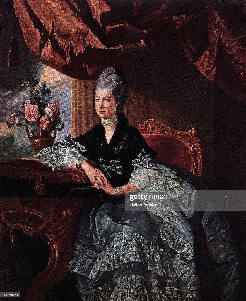 Queen Consort : News Photo