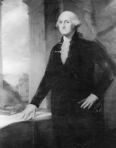 George Washington , the 1st President of the United...