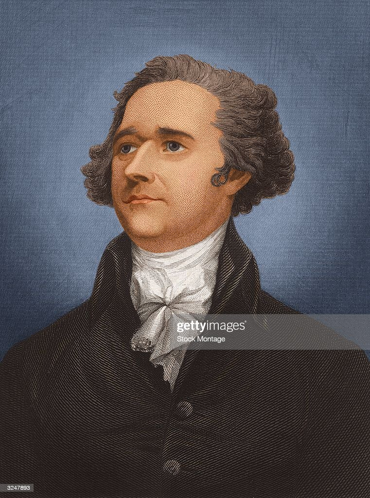 Alexander Hamilton : News Photo