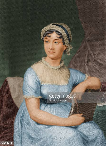 English author Jane Austen