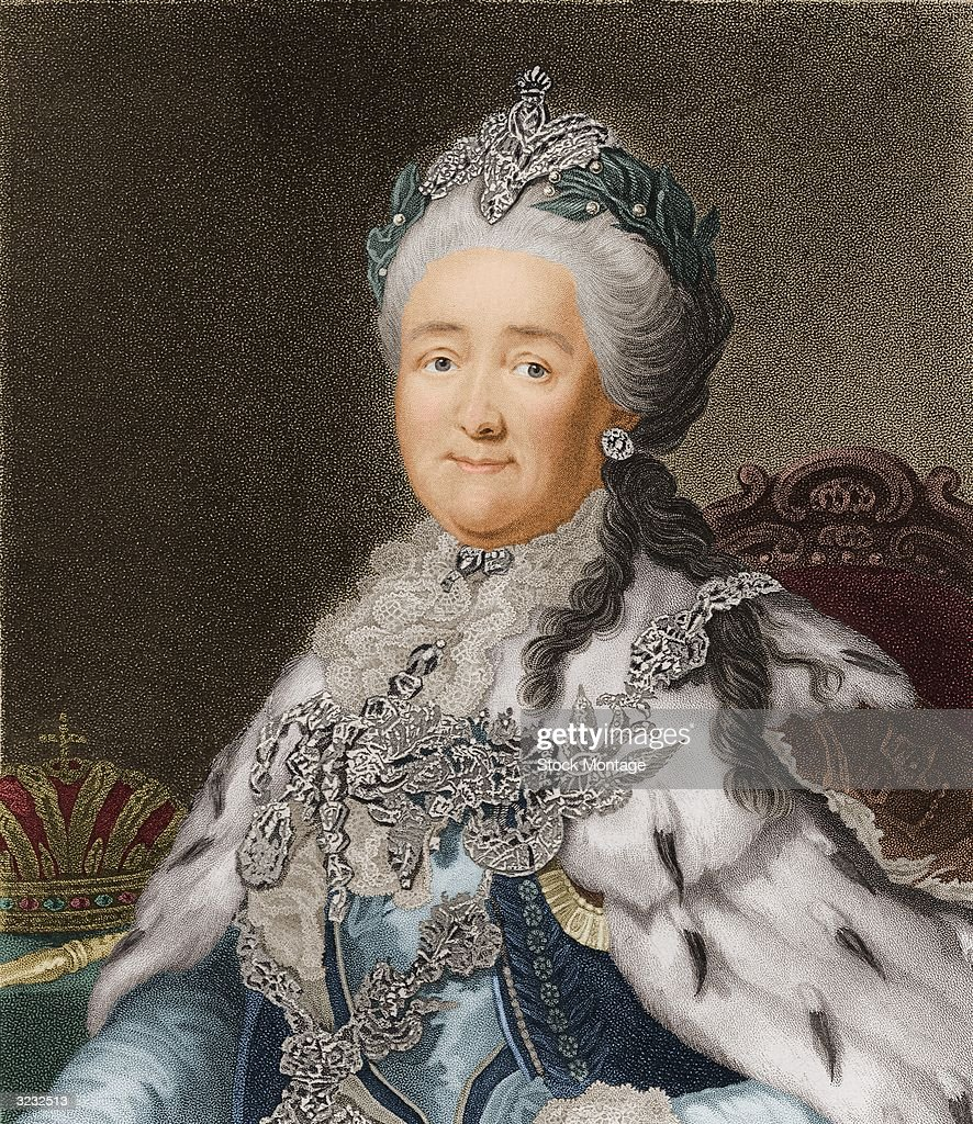 Catherine The Great : News Photo