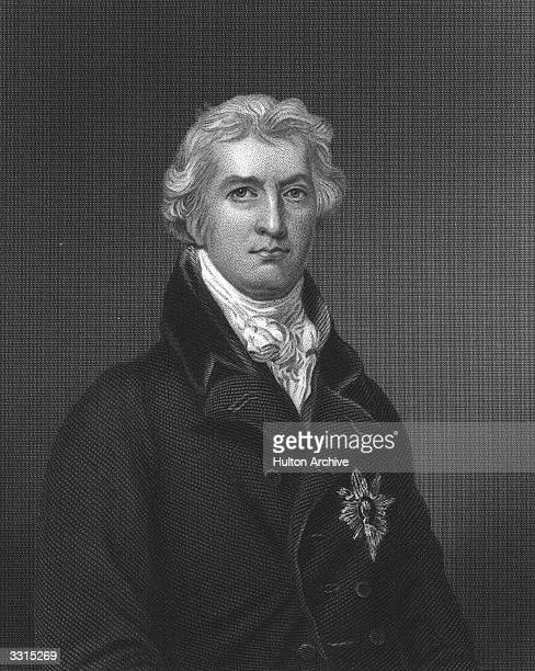 British Prime Minister Robert Banks Jenkinson 2nd Earl of Liverpool