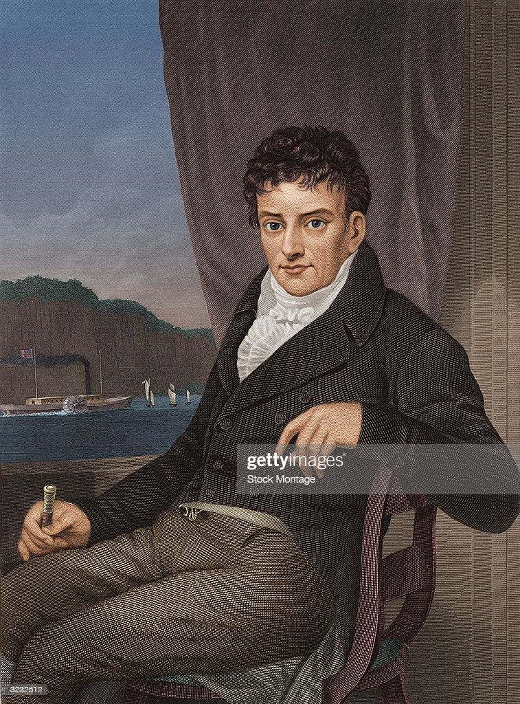 robert fulton Death robert fulton fell ill and died of tuberculosis on february 24, 1815 interesting facts about robert fulton many people thought that fulton's idea of a steamboat was a joke and referred to his first boat as fulton's folly.