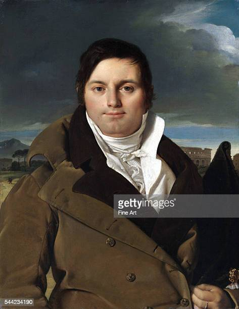 Circa 1810 Oil on canvas 581 x 752 cm Metropolitan Museum of Art New York New York