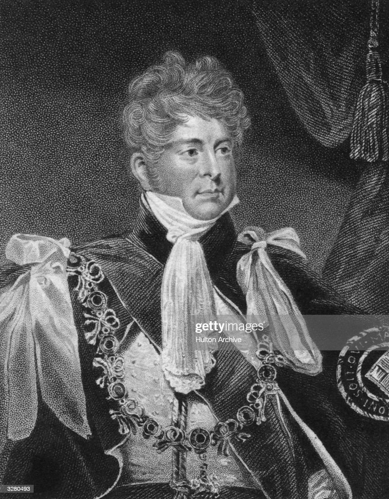 george iv the prince regent 1811 1820 George iv (r1820-30, regent since 1811), an extravagant dandy with a king-sized  appetite  state entry of george i and the prince of wales into london, 1714.