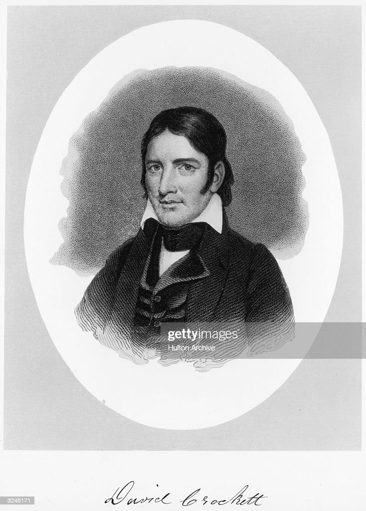 Davy Crockett : News Photo