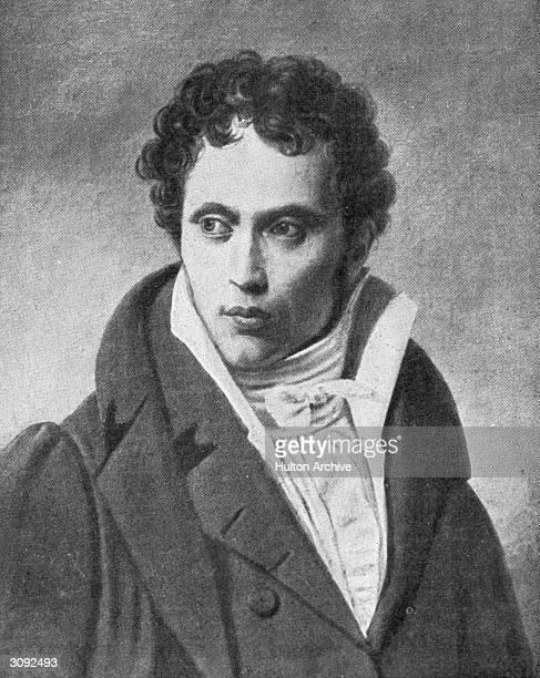Arthur Schopenhauer German philosopher Original Artist Ludwig S Ruhl