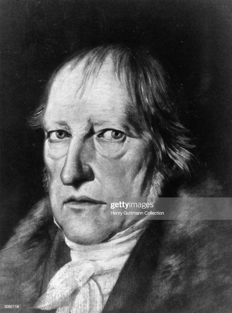 Hegel : News Photo