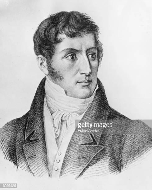 Italian novelist and poet Alessandro Manzoni