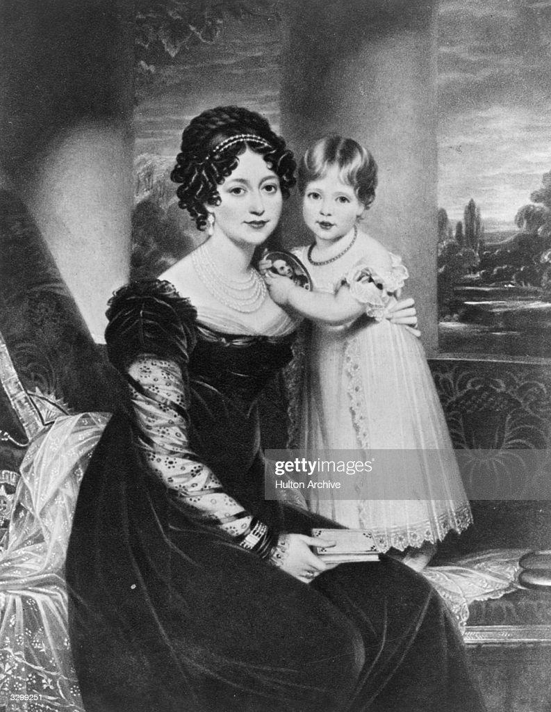Princess Victoria : News Photo