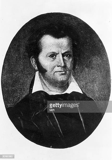 American pioneer James Bowie the inventor of the sheath knife which bears his name he became a Colonel in the Texan Army and was killed in the siege...