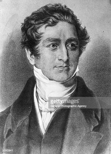 British politician and Prime Minister Sir Robert Peel the founder of the modern police force and the Conservative Party