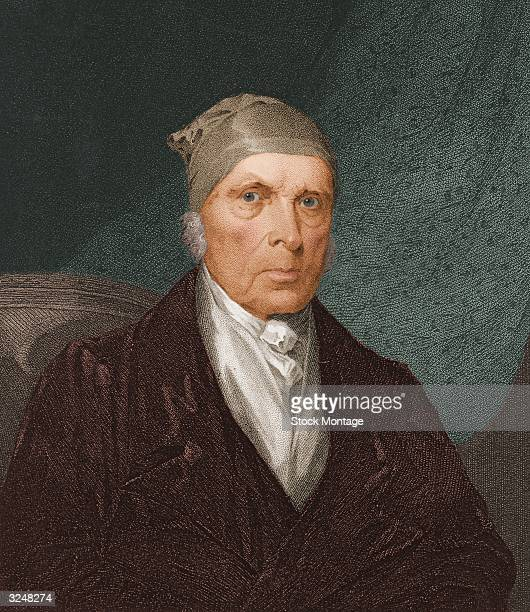 James Madison Secretary of State under Thomas Jefferson and fourth president of the United States often referred to as 'Father of the Constitution'