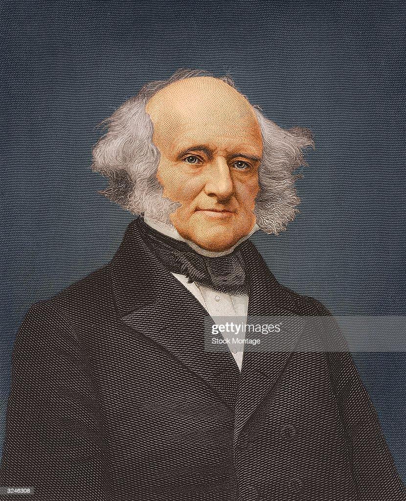 Martin Van Buren : News Photo