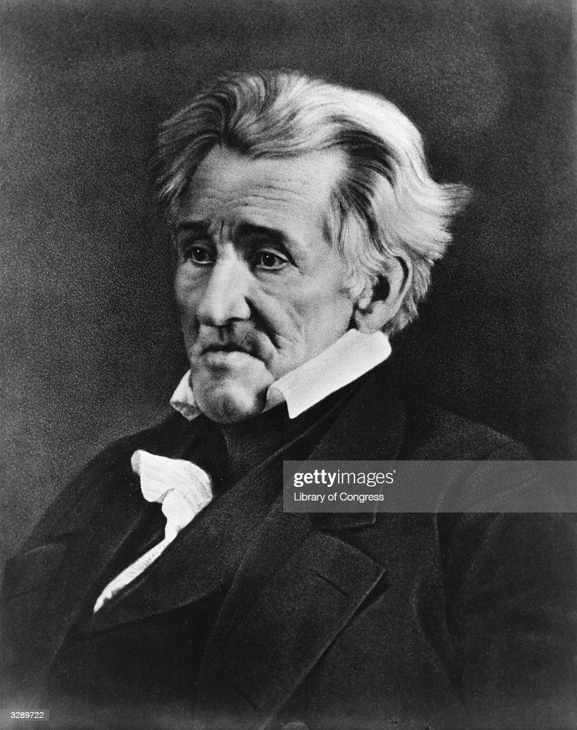Andrew Jackson : News Photo