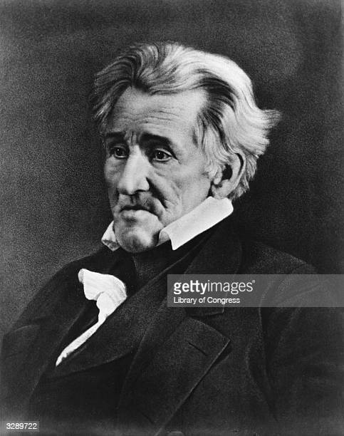 Andrew Jackson the 7th President of the United States of America