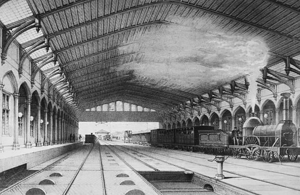 Brunel's Station Wall Art