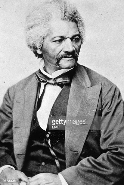 The former slave Frederick Douglass . After his escape he campaigned against slavery and for black civil rights. His autobiography has become a...