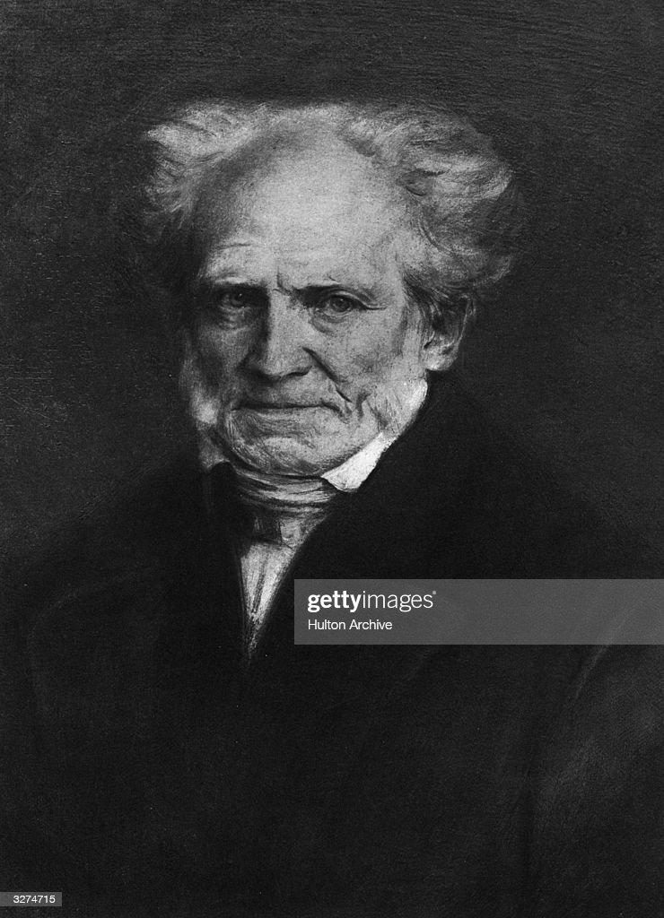 Schopenhauer : News Photo