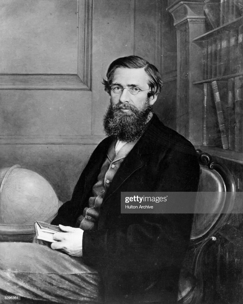 Alfred Russel Wallace, Welsh naturalist and explorer who, independently of Darwin, propounded the theory of evolution by natural selection.
