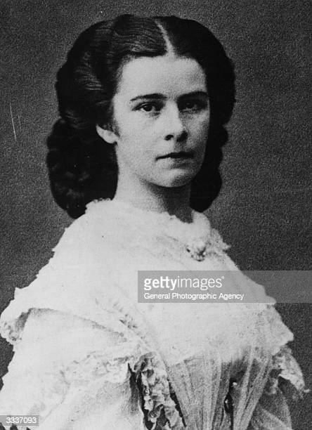 Empress of Austria Elisabeth Amalie Eugenie wife of Franz Joseph I