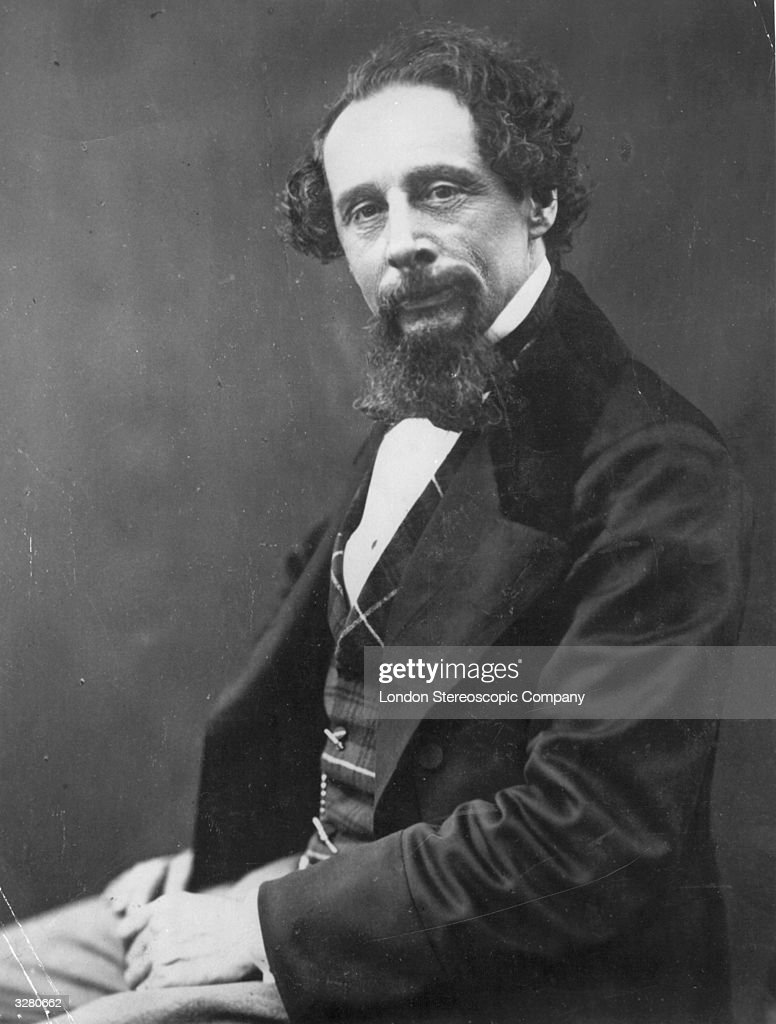 Charles Dickens : News Photo