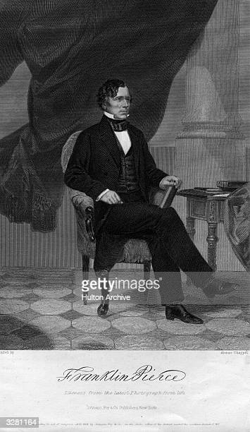 Franklin Pierce the 14th President of the United States of America