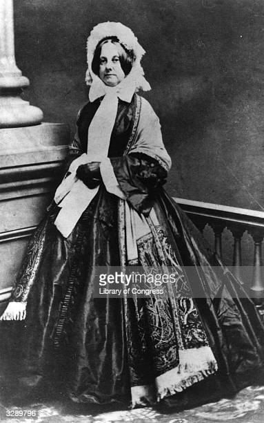 Mrs Abigail Fillmore wife of the 13th President of the United States Millard Fillmore