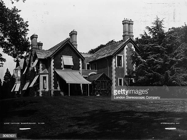 York Cottage in Sandringham Kent