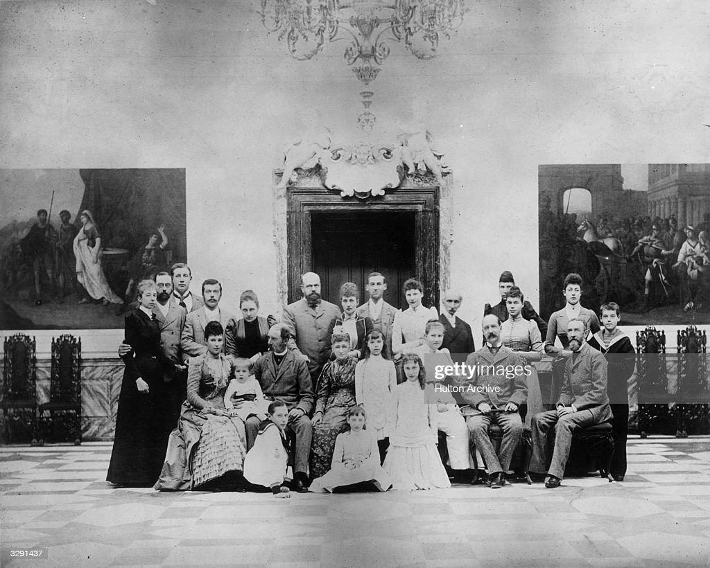 Danish Royal Family : News Photo