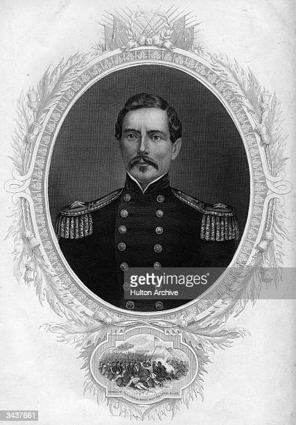 American Confederate General Pierre Gustave Toutant Beuregard He directed the bombardment of Fort Sumter the opening battle of the war and commanded...