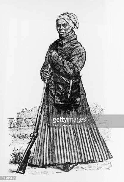 Harriet Tubman American abolitionist who escaped from slavery in 1849 and became a member of the 'Underground Railroad' leading more than three...
