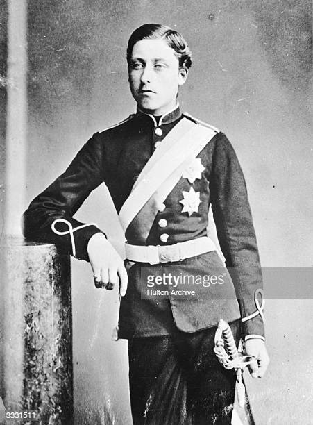 British prince and soldier Arthur William Patrick Albert third son of Queen Victoria at the age of 18 He was created Duke of Connaught and Strathearn...