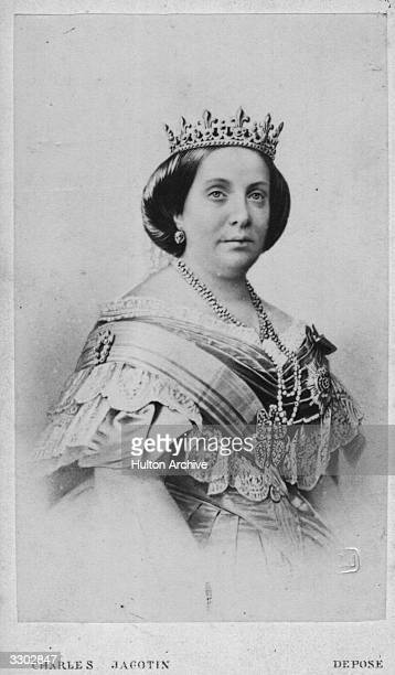 Isabella II, , queen of Spain from 1843. She was deposed in 1868 and in 1870 abdicated; she was succeeded by her son, King Alfonso XII.
