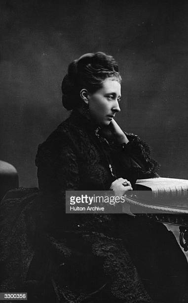 Princess Alice 3rd daughter of Queen Victoria of England who married Prince Louis of Hesse Darmstadt