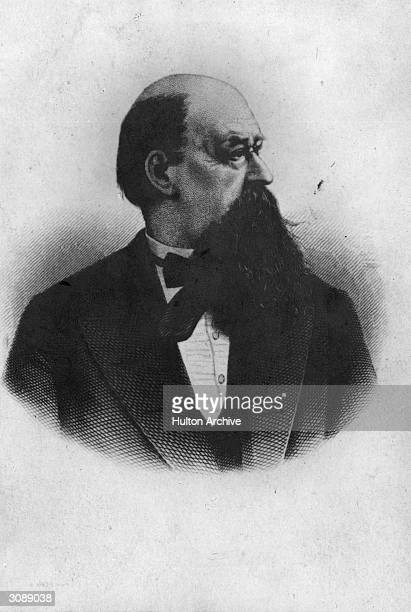 Austrian musician and composer Franz von Suppe famous for his light operettas