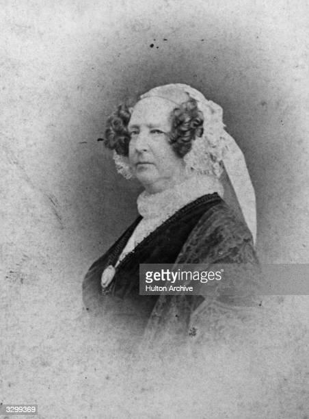 Sophia Frederica Dorothea Wilhelmina, daughter of Maximilian I of Bavaria, , Archduchess of Austria, wife of Archduke Franz Karl Joseph of Austria.