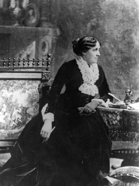 Louisa May Alcott Wall Art