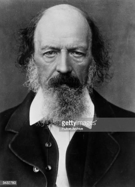 Alfred Tennyson , 1st Baron Tennyson, English poet laureate .