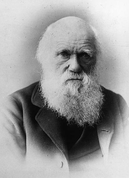 British naturalist and writer of 'The Theory of Evolution'...