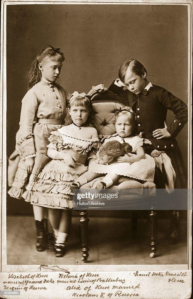 Hesse Children : News Photo