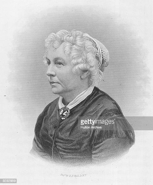 Elizabeth Cady Stanton American reformer and suffragette who along with Lucretia Mott and Susan B Anthony was an early crusader and spokesperson for...