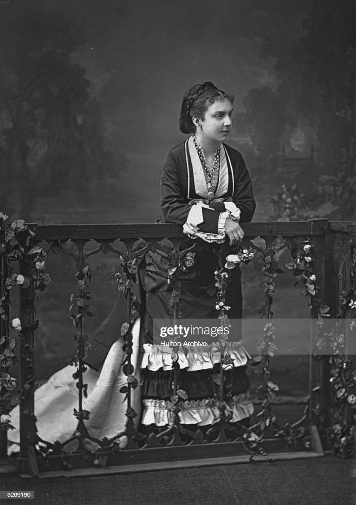 Maria Of Spain : News Photo