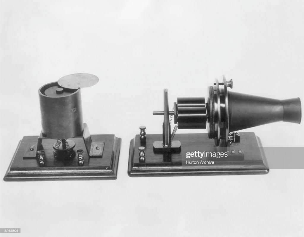 Edison Inventions : News Photo