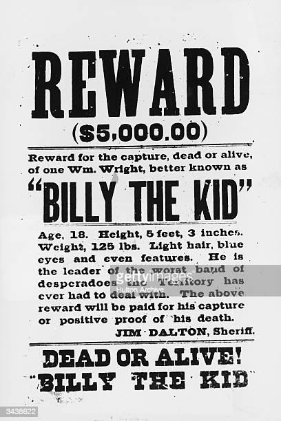 reward poster ストックフォトと画像 getty images