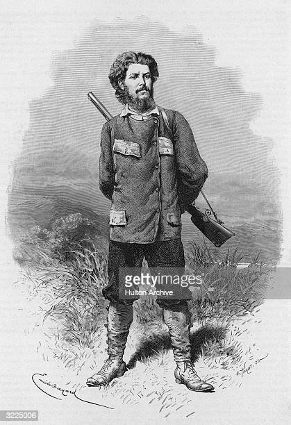 Alexandre Alberto da Rocha Serpa Pinto Portuguese explorer and colonial administrator Explored the Zambesi River in East Africa 1869 crossed southern...